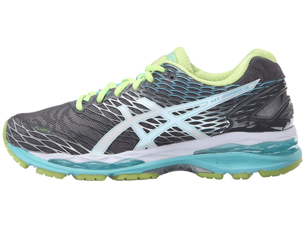 4. Asics Gel-Numbus 18s